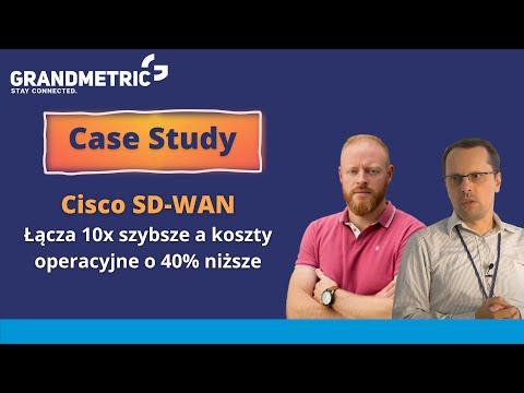 Pfeifer Langen Polska Implements Cisco Sd Wan Grandmetric Case Study Youtube