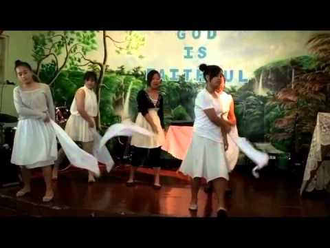 Hillsong - My Heart Will Trust In You (dance by Lifelinerz Crew)