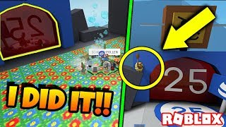 """SECRET WALKTHROUGH"" LEVEL 25 ZONE WITHOUT 25 BEES GLITCH! (Roblox Bee Swarm Simulator)"