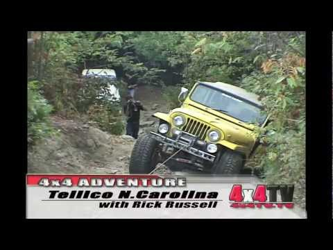 Tellico Trails with Rick Russell - 4x4TV Adventures Video