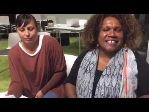 Wrapping up #IHMayDay16 - Dr Lynore Geia & Summer May Finlay