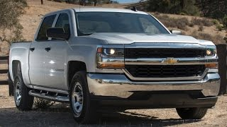 2016 Chevrolet Silverado Start Up and Review 5.3 L V8