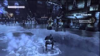 Batman Arkham City: Story Plus - Rescue Mr. Freeze from Penguin 2(Batman Beyond Costume)