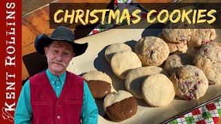 Best Christmas Cookies | Cranberry Cookie & Shortbread Cookie