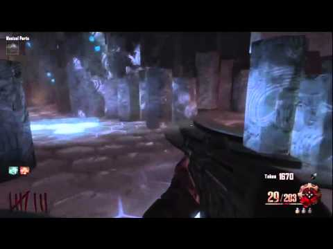 """Call of Duty Black Ops 2 - Origins - """"The Crazy Place"""" HOW TO Get In/Out - Tutorial"""
