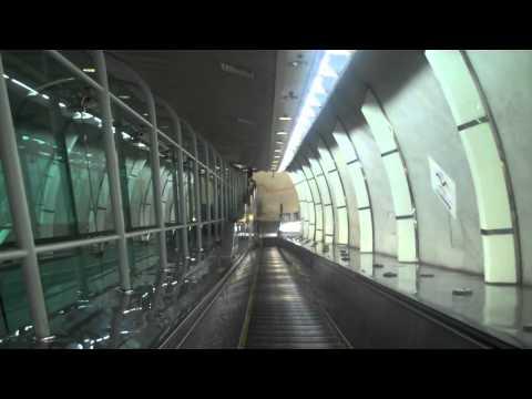 The Longest Escalator in the World