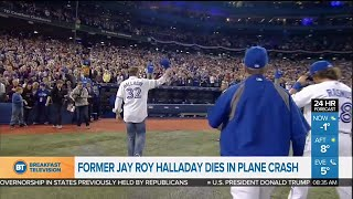 Roy Halladay was an icon to many