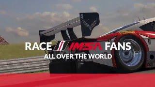 Race with IMSA on iRacing