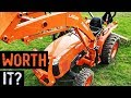 Kubota L2501 Tractor - Should you buy one in 2019?