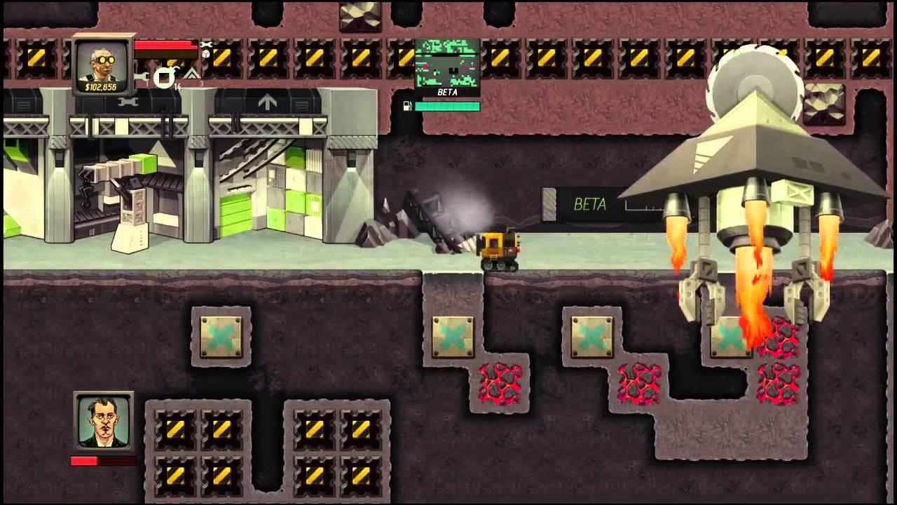 XGen Studios - Online Games - Play Motherload