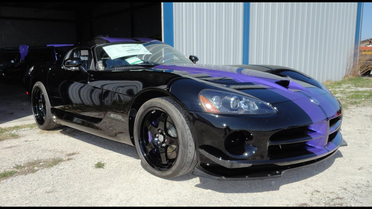 2010 Dodge Viper Srt 10 Acr American Club Racer Roanoke Edition My Car Story With Lou