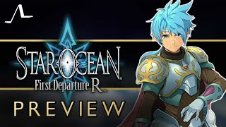 Star Ocean First Departure R | RPG Classic Now In HD
