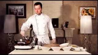 Рецепт - итальянская паста с морепродуктами. Приготовление онлайн(, 2013-06-26T06:50:54.000Z)