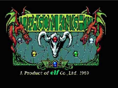 dragon knight for MSX2