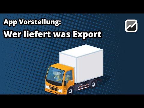 tricoma - Wer liefert Was Export