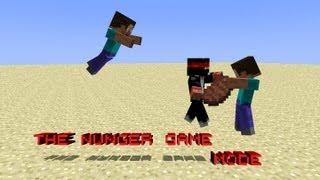 MineCraft {1.5.2} [Обзор Модов] №66 - THE HUNGER GAMES MOD