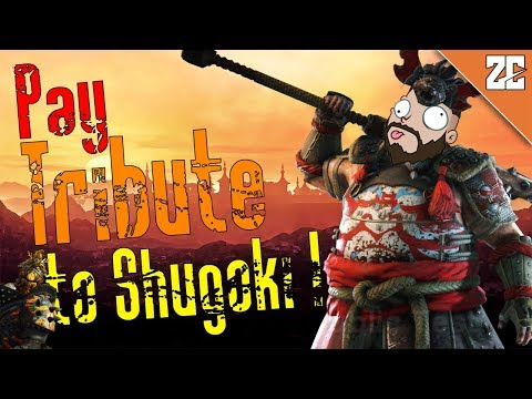 Pay TRIBUTE To SHUGOKI ! | For Honor