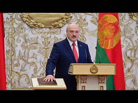 Траурна церемонія сходження Лукашенка на білоруський престол, АБЗАЦ