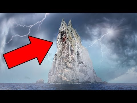 A Scary Island That Has Been Keeping a Secret for 80 Years