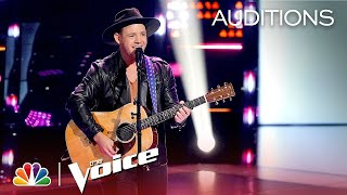 The Voice 2018 Blind Audition - Kameron Marlowe:
