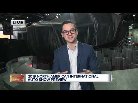 2019 North American International Auto Show Preview