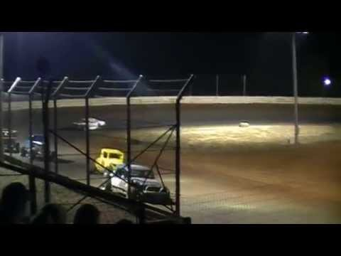 Janet Hauck, Joe Hauck, Jason Walls, Cliffy Hensley @ Doe Run Raceway (Video 2)