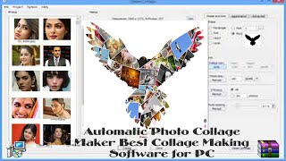 Automatic Photo Collage Maker software screenshot 4