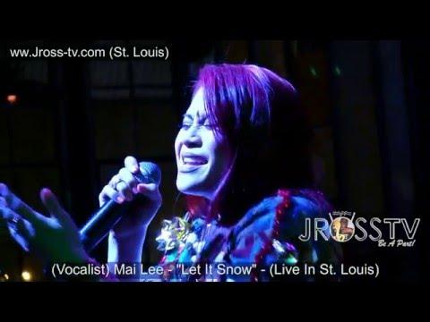"James Ross @ Mai Lee - ""Let It Snow"" - www.Jross-tv.com (St. Louis)"