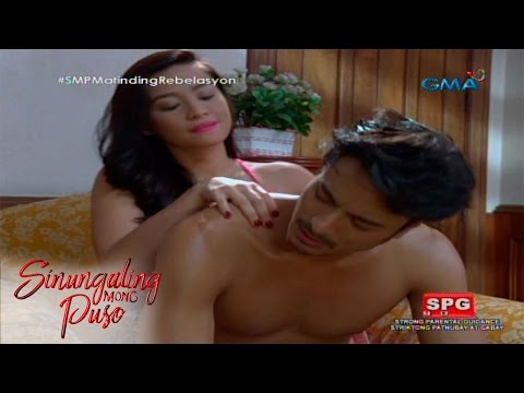 Sinungaling Mong Puso: A massage from the mistress