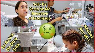 La Veo Y se Me Revuelve el Estomago 🤢😫 Hermosas Trenzas 😍 - ♡IsabelVlogs♡ thumbnail