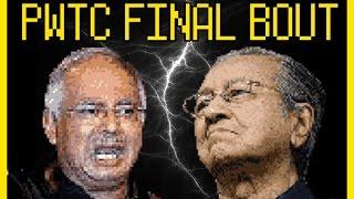 NAJIB vs MAHATHIR (Pokemon) - PWTC FINAL BOUT