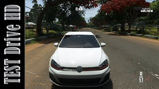 Volskwagen Golf GTi - Driveclub - Test Drive Gameplay (PS4 HD) [1080p]