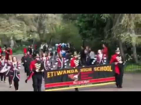 Etiwanda High school Disneyland
