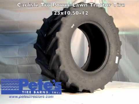Carlisle Tru Tractor Tire 23x10 50 12