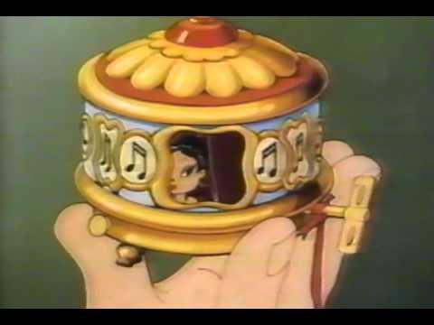 Dessins animés de Noël VHS - Père Noël