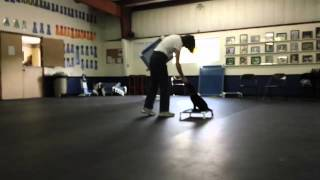 Nathan Plays The Dixie Cup Game - Retrieving And Obedience Dog Training Exercise