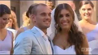 Wesley & Yolanthe Sneijder | De 25 meest bijzondere bruiloften