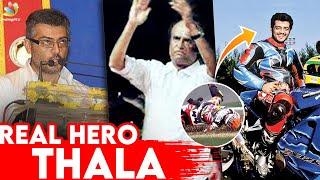 Real Life Hero Moments | Valimai, Yuvan, Vijay, Rajinikanth, Bike race