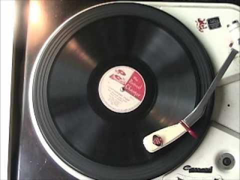 CHATTANOOGA STOMP by The Tailgate Jazz Band - 1949 1st Prize