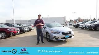 2018 Subaru Impreza new model updates, demonstration and walkaround