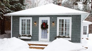 Absolutely Spacious 2 Bedroom Bungalow Cottage Vacation Rental | Tiny House Big Living