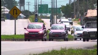 All New Suzuki Celerio Test Drive Chaing Mai
