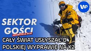 Ponad 300 mln ludzi usłyszało o Polakach na K2 - Piotr Tomala - Sektor Gości 111, cz. 5/5