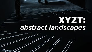 XYZT: Abstract Landscapes | Arts | NPR