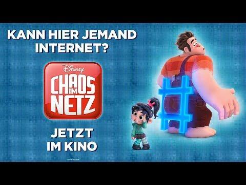 CHAOS IM NETZ - Offizieller Trailer (deutsch/german)   Disney HD