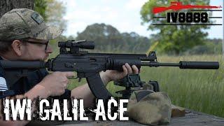 IWI Galil Ace 7.62x39mm