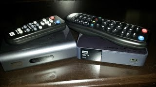 WD TV Media Player (1st Gen) vs WD TV Media Player (3rd Gen)