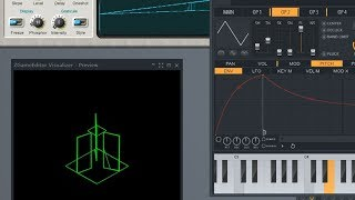 Oscilloscope Music Tutorial #2 (Ring Modulation)