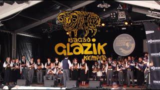 Bagad Glazik Kemper - Concours de Quimper 2015