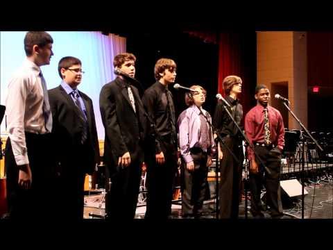 "Mens' Chorus Suffern Senior High School,  ""Let Me Call You Sweetheart"""